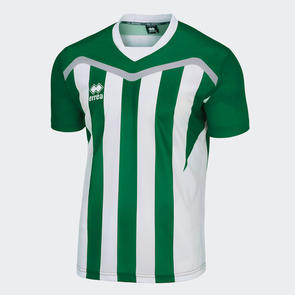 Erreà Junior Alben Shirt – Green/White