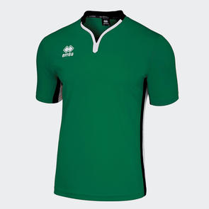 Erreà Eiger Shirt – Green/Black/White