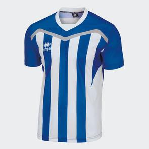 Erreà Alben Shirt – Blue/White