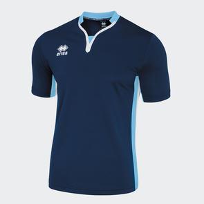 Erreà Eiger Shirt – Navy/Sky/White