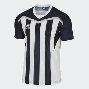 Erreà Alben Shirt – Black/White