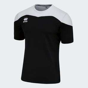 Erreà Gareth Shirt – Black/White