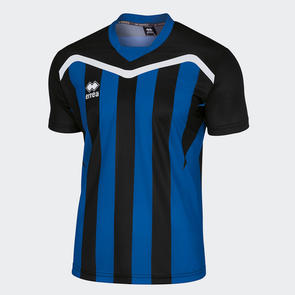 Erreà Junior Alben Shirt – Black/Blue