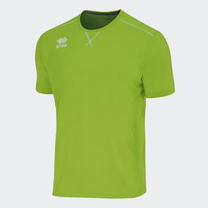 Erreà Everton Training Shirt – Green-Fluro