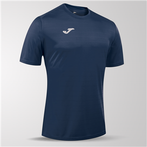 Joma Campus II Short Sleeve Shirt – Navy