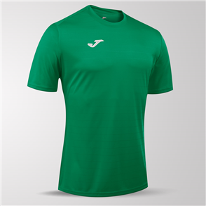 Joma Campus II Short Sleeve Shirt – Green