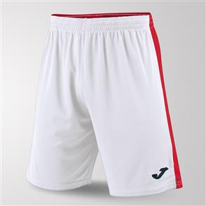 Joma Tokio II Short – White/Red