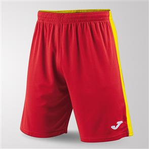 Joma Tokio II Short – Red/Yellow