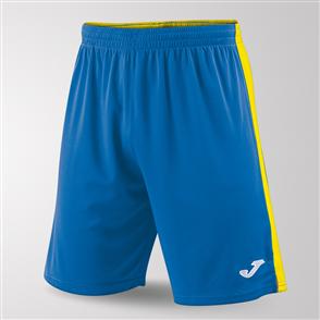 Joma Tokio II Short – Blue/Yellow