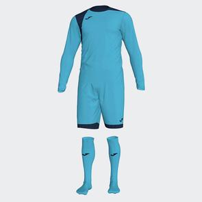 Joma Zamora IV Goalkeeper Set – Turquoise
