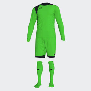 Joma Zamora IV Goalkeeper Set – Green