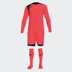 Joma Zamora IV Goalkeeper Set – Orange