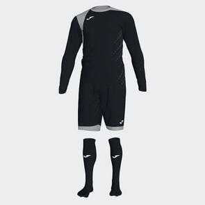 Joma Zamora IV Goalkeeper Set – Black