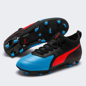 Puma Junior ONE 19.3 FG/AG – Power Up Pack