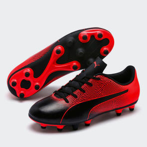 Puma Junior SPIRIT II FG Red – Power Up Pack