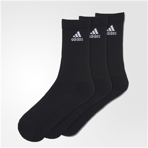 adidas 3-Stripes Performance Crew Sock