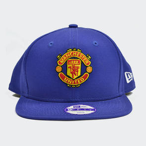 Manchester United New Era 9Fifty Youth Cap – Blue
