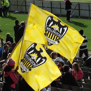 Wellington Phoenix Mega Flag