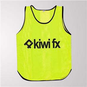 Kiwi FX Training Bib – Yellow
