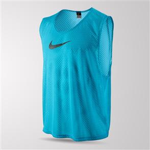 Nike Team Scrimmage Swoosh Vest – Blue