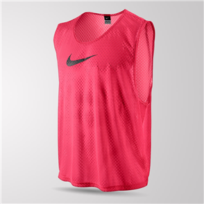 Nike Team Scrimmage Swoosh Vest – Pink