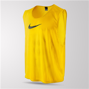 Nike Team Scrimmage Swoosh Vest – Yellow