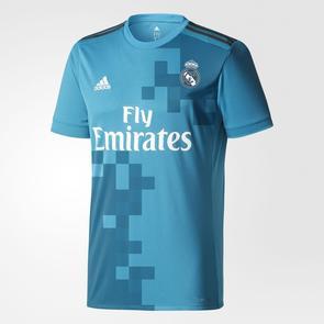 adidas 2017-18 Real Madrid Third Shirt