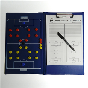 Kiwi FX Magnetic Coaches Folder