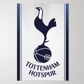 Tottenham Hotspur Crest Poster