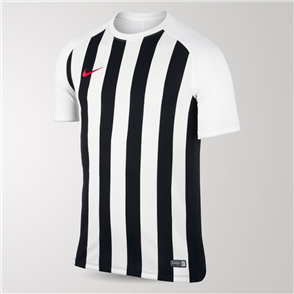 Nike Junior Inter Stripe Jersey – White/Black