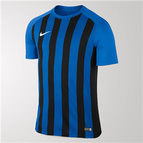 Nike Junior Inter Stripe Jersey – Blue/Black