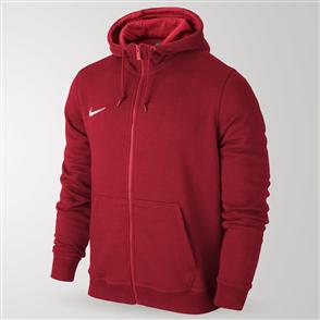 Nike Team Club Full-Zip Hoodie – Red