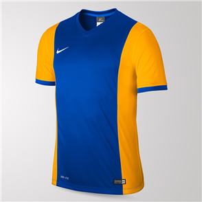 Nike Junior Park Derby Jersey – Blue/Yellow