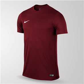 Nike Junior Park VI Game Jersey – Maroon