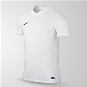 Nike Junior Park VI Game Jersey – White