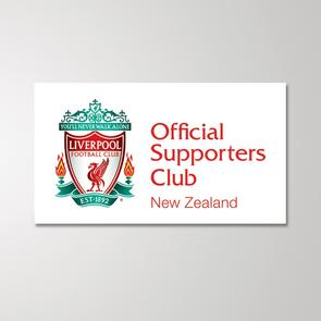 TSS Official LFC Supporters Club of NZ Bumper Sticker