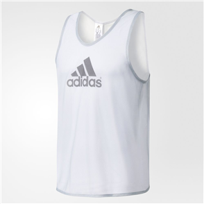 adidas Training Bib 14 – Silver