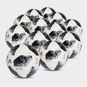 adidas FIFA World Cup Telstar 18 Ball Pack 1