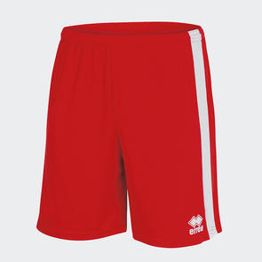 Erreà Bolton Short – Red/White