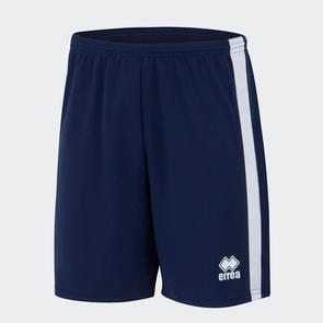 Erreà Junior Bolton Short – Navy/White