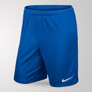 Nike Junior Park Knit Short II – Royal Blue