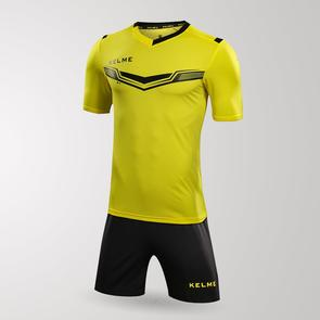 Kelme Goleador Jersey & Short Set – Yellow/Black