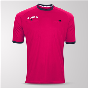 Joma Short Sleeve Referee Shirt – Purple