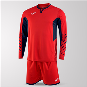 Joma Zamora III Goalkeeper Set – Red