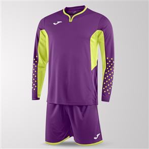 Joma Zamora III Goalkeeper Set – Violet