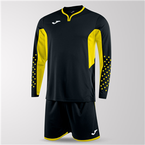 Joma Zamora III Goalkeeper Set – Black