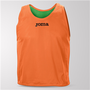 Joma Reversible Training Bib – Orange/Green