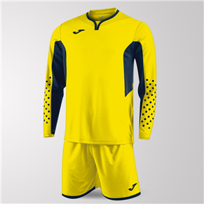 Joma Zamora III Goalkeeper Set – Yellow