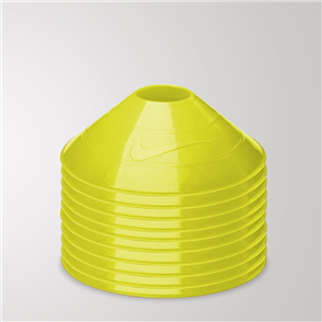 Nike Training Cone 10 Pack – Yellow