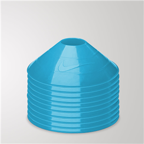 Nike Training Cone 10 Pack – Blue